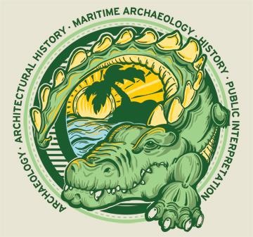 Florida-Alligator-Shirt-Back
